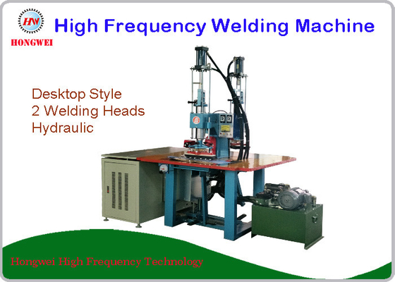 27.12 Mhz High Frequency Welding Machine Hydraulic Press 3.5-5 Seconds Welding Time